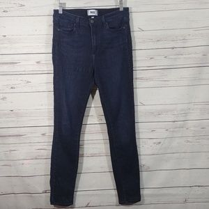 Paige Hoxton Ultra Skinny Jeans sz 30